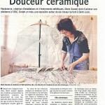 Marie Goussé en résidence à l'IEAC